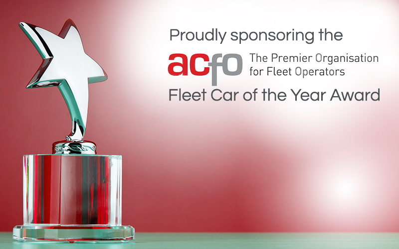 We're proudly sponsoring the ACFO Awards