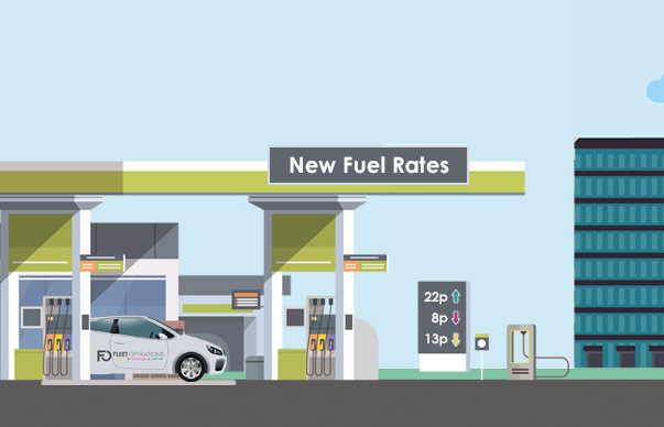 Are you ready for the new advisory fuel rates?